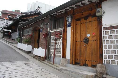 歴史の町並み / Town of the history