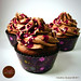Peanut Butter & Jelly Faux Cupcake