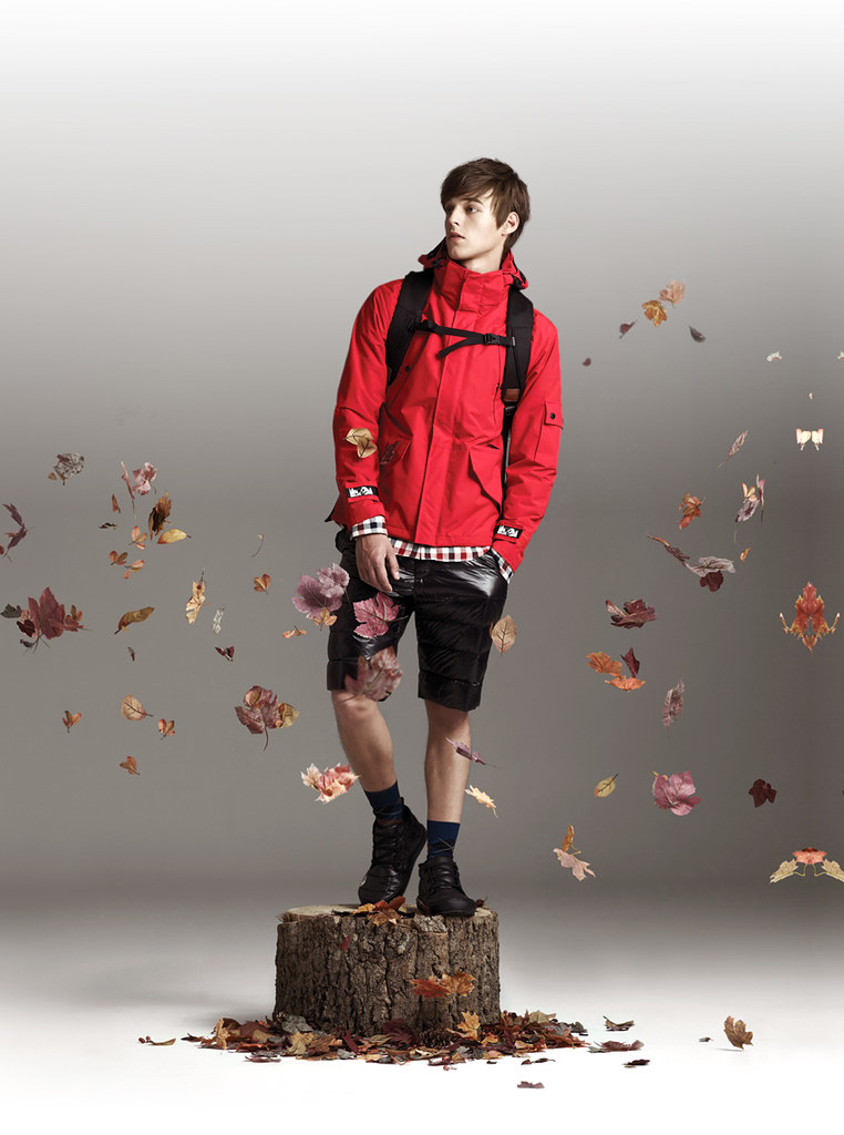 Robbie Wadge0425_North Face FW 2011(ERIKIMISUN@TFS)