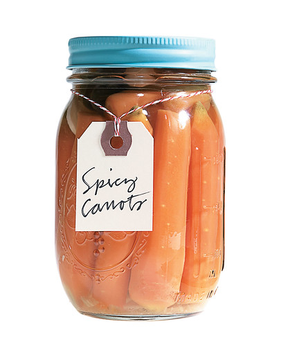Spicy Carrots