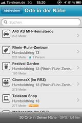 Foursquare: LIGA total MobileTV Special