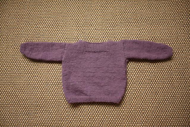 back of jumper