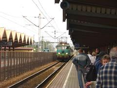 Estação de comboio de Przemysl, Polónia