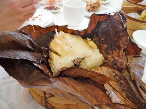 Dragon Palace Lotus Leaf Glutinous Rice Innards