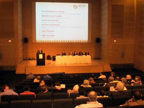 """6SCWC Parallel Session 1.2a """"Building Capacity across Africa: Next steps after the Pre-Congress Workshop"""""""