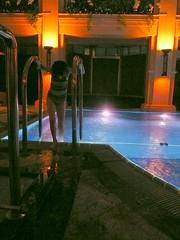 P1260057 (CANDYTANGERINE) Tags: china roof pool club night hongkong hotel top hong kong heath spa langham 15floorsup