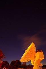 Stars calling (Carlos+) Tags: noche european space sony agency estrellas nocturna antena tamron esa exposicion larga ltytr1