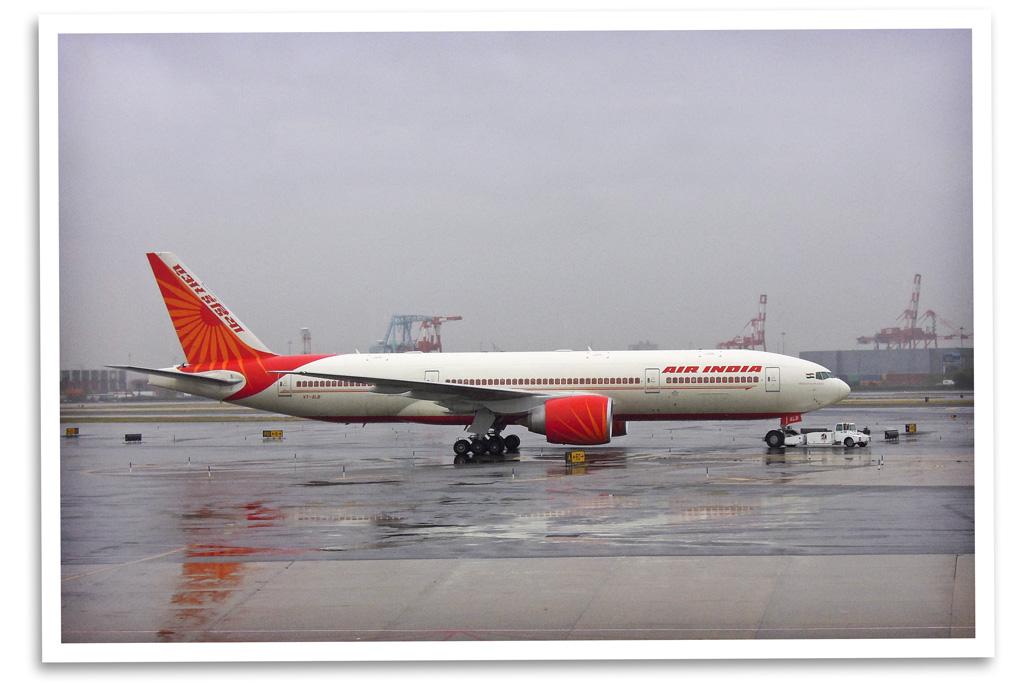 Air India EWR