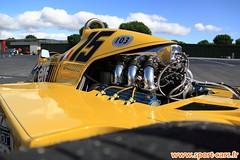 Carlos Tavares pilotage F1 18