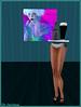 THaSHADIEST (Silentwater Soulstar) (Tim Deschanel) Tags: life woman beach tim femme leg exhibition foundation sl exposition hollywood second isabella deschanel jambe alphaville torno soulstar silentwater kohime npirl thashadiest
