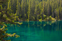 """Lago Carezza • <a style=""""font-size:0.8em;"""" href=""""http://www.flickr.com/photos/55747300@N00/6173528376/"""" target=""""_blank"""">View on Flickr</a>"""