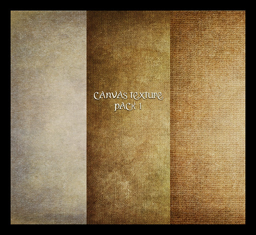 Canvas_Tex_Pk1_Preview by ~Brenda-Starr~