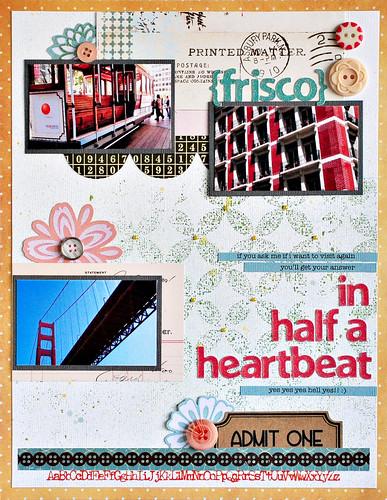 Half a Heartbeat