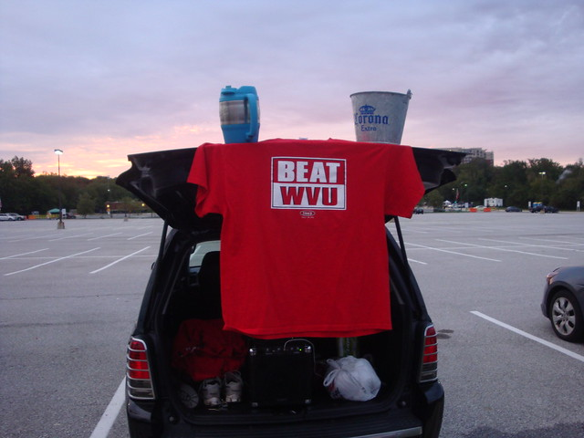 6 am tailgate