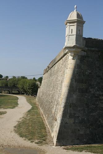 Foso-fortificación