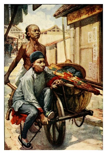 002-Carretilla-China 1910- Norman H. Hardy