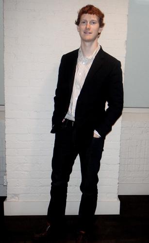 Ethan as Elton