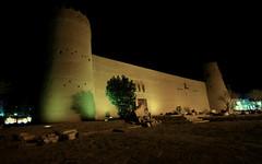 Masmak fort |   (AHMAD AL-ABDAN |  ) Tags: sea seascape me canon landscape eos al flickr taken follow saudi arabia ahmad scape ahmed edit nasser d500 ksa  500d  abdan               amendo alabdan