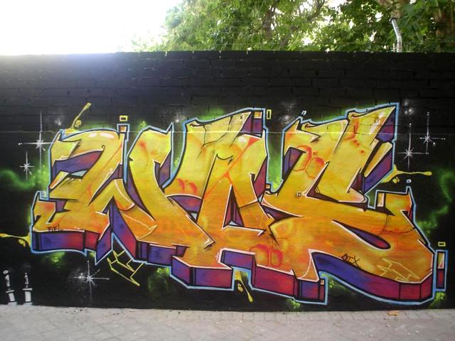101 WAS GRAFFITI MALAGA