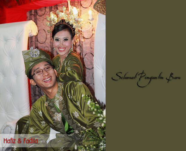 Wedding - Hafiz & Fadila