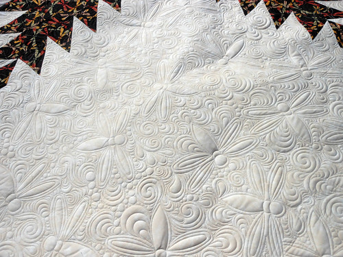 Green Fairy Quilts: Dragonfly is finished...... : judi madsen quilts - Adamdwight.com