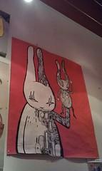 asr (mc1984) Tags: art ink artist acrylic transformation handmade drawings eat carrot lapin mutation carotte oceania posca évolution mc1984 wererabbit métamorphosis mutantbunny aleister236 moxland freshtox photodeannasophierobles kitchenetterestaurant