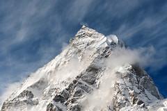Shani Peak (5887m) (Johan Assarsson) Tags: pakistan mountain trekking landscape hiking karakoram himalaya 2010 naltar northernarea naltarvalley gilgitbaltistan shanipeak