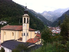 Church in the mountains (herrea) Tags: camera by phone image taken herrea