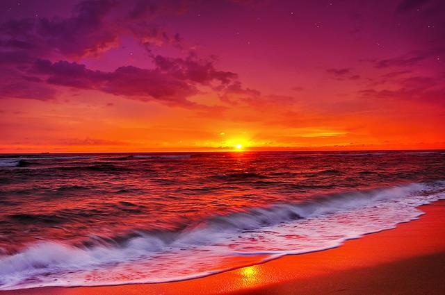 Bolinao Sunset