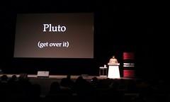 Pluto (get over it)