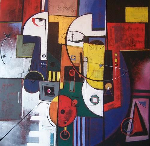Complicated -Painting- Original