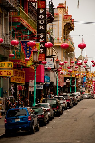 San Francisco, Chinatown II