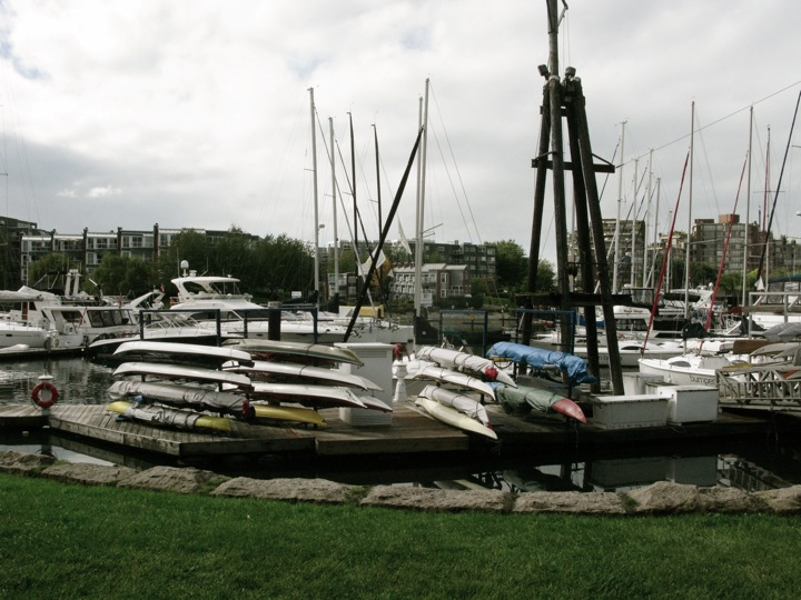 granville island marina