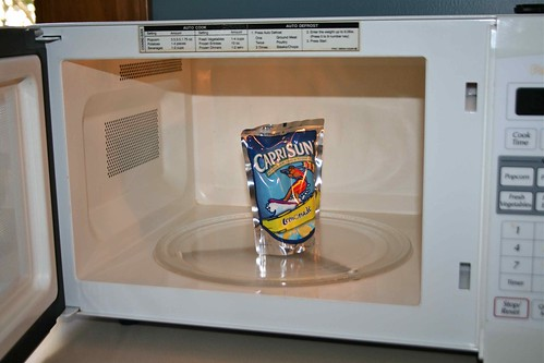 Microwave Leson