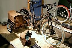ZIBA X SIGNAL (Taylor Sizemore) Tags: show 20d bicycle electric oregon portland design 28mm bikes bicycles assist commuter innovation custom vivitar invention ideo manifest sizemore handbuilt ziba 2011 fuseproject oregonmanifest