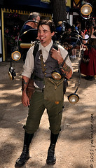 Actually, he could probably sell this idea to a photography lighting company (Jim Frazier) Tags: costumes summer people usa fashion festival wisconsin ties bristol glasses clothing nikon cosplay goggles victorian culture august fair equipment fantasy faire inventions vests costuming wi renaissance bristolrenaissancefaire reenactment fayre edwardian reenactors apparatus renaissancefair devices steampunk kenosha reenacting 2011 d90 q2 bristolrenaissancefair 5000people capturenx nikoncapturenx ldseptember jimfraziercom ld2011 adifferentpersona