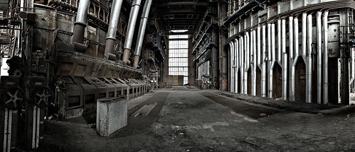 Industrielle Kathedrale