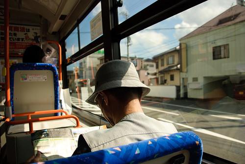 往日本平的公車