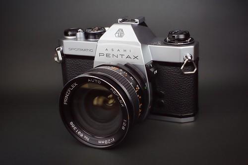 Pentax SP2 & Prinzflex 28mm