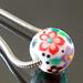 Charm bead : Pure gardens