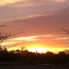 Good Morning World #sunrise