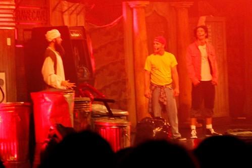 Osama Bin Laden - Bill and Ted's Excellent Halloween Adventure