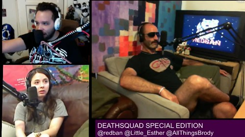 DEATHSQUAD SPECIAL EDITION - BRODY STEVENS