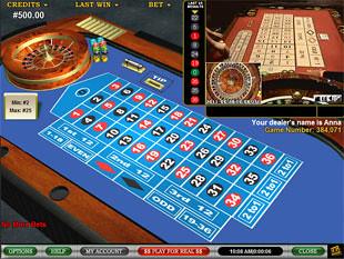 Live Roulette High Limit