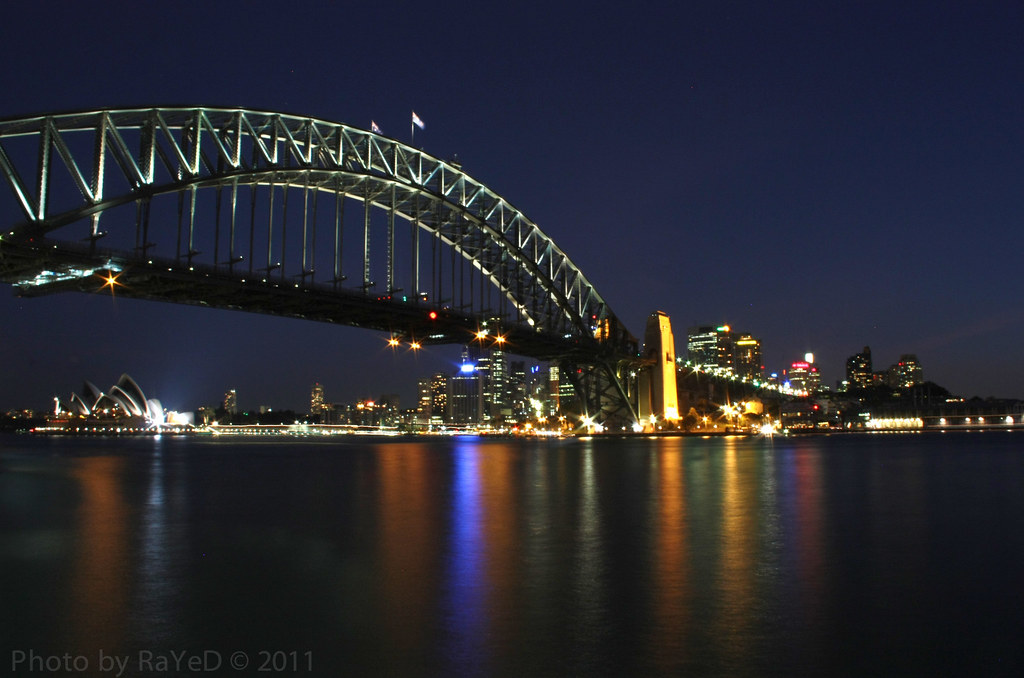 Sydney Brgidge & Opera House