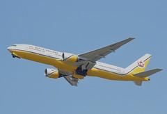 V8-BLD Brunei 777 (triple7freek (Gavin)) Tags: brisbane boeing 777 brunei boeing777 777200