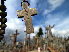 Hill of Crosses/Lithuania (seyr- zafer) Tags: religion christianity lithuania hillofcrosses litvanya thebestofday gnneniyisi