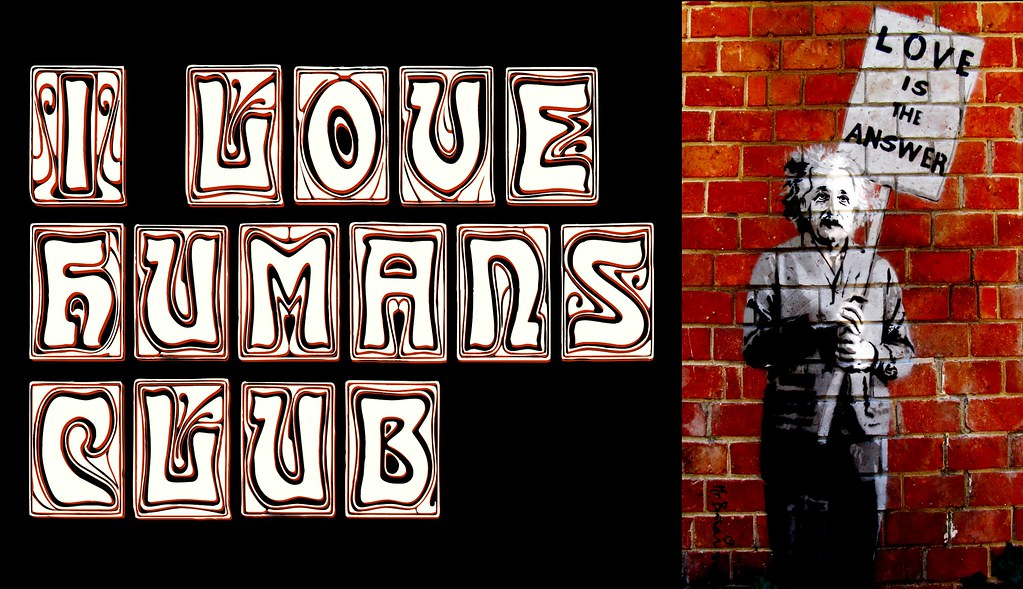 I Love Humans Club