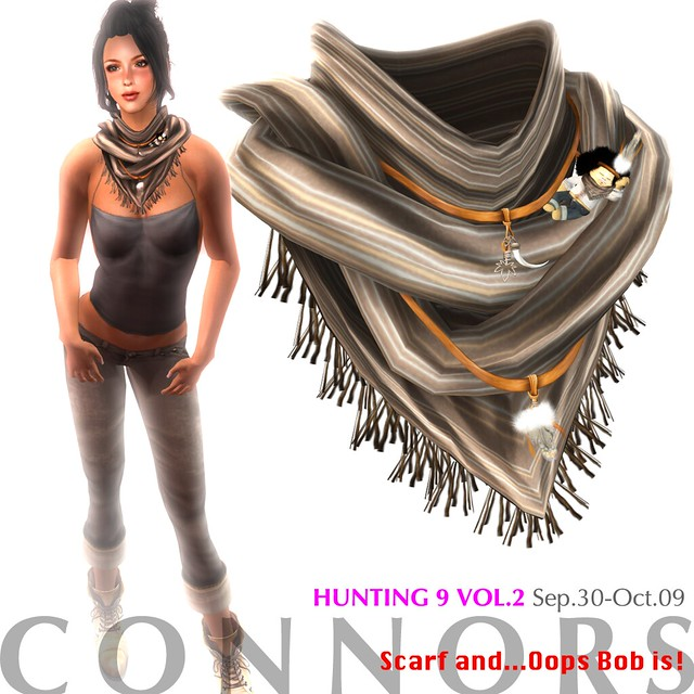 HUNTING 9 VOL2 CONNORS ITEM