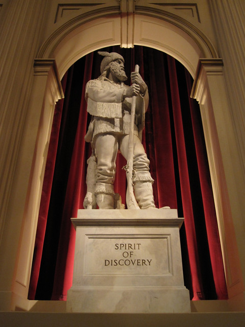 Spirit of Discovery